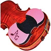 Acoustagrip Protege Shoulder Rest Pink