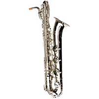 Macsax Baritone Saxophone Silver Nickel  ...