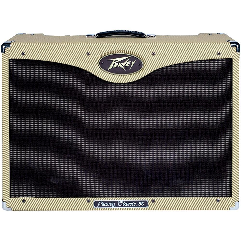 Peavey Classic 50 50W 2X12 Tube Combo Guitar Amp 1400509355193