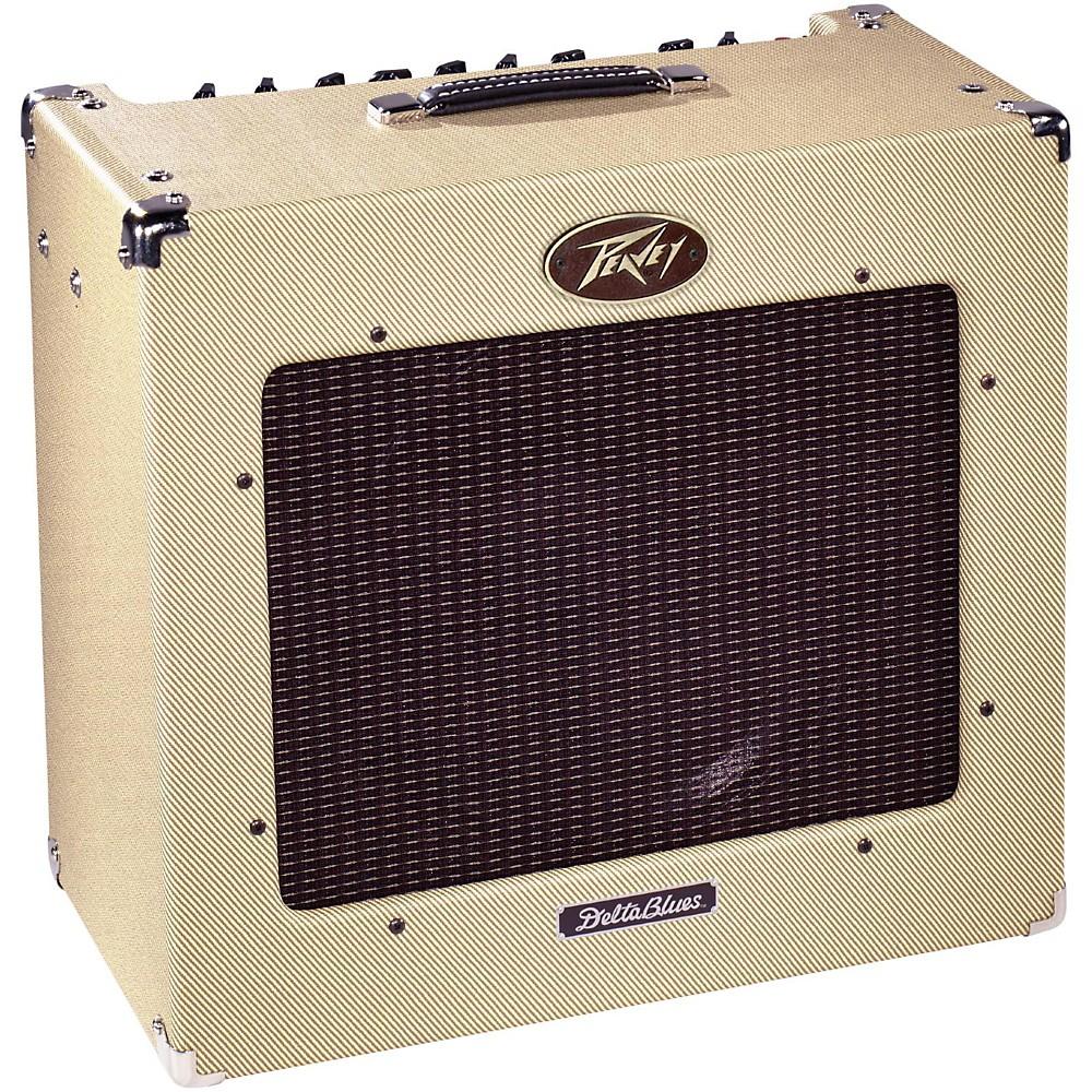 Peavey Delta Blues 30W 1X15 Tube Combo Guitar Amp 1400509355151