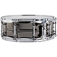 Ludwig Hand Hammered Black Beauty Snare Drum  ...