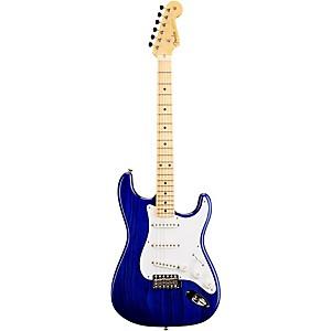 Fender Custom Shop 1954 Nos Stratocaster Electric Guitar Transparent Cobalt Blue