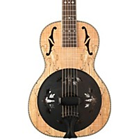 Washburn R360smk Parlor Resonator Guitar With 1930'S Style Inlay Satin Natural