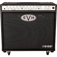 Evh 5150Iii 50W 1X12 Tube Guitar Combo Black