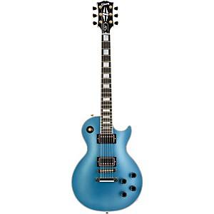 Gibson Custom 2014 Les Paul Custom Made To Measure '60S Slim Neck Gold Hardware Electric Guitar Pelham Blue