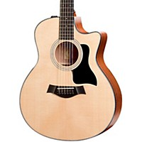 Taylor 356Ce Grand Symphony Cutaway 12-String Acoustic-Electric Guitar Natural