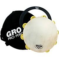 Grover Pro Sound Values Tambourine 10 In.  ...