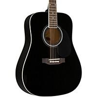 Savannah Sgd-10 Dreadnought Acoustic Guitar Black