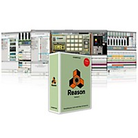 Propellerhead Reason 8 Upgrade From Any Previous Version