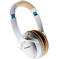 Bose Quietcomfort 25 Noise Cancelling Headphones White