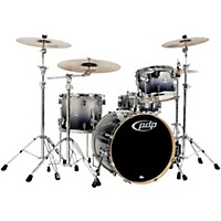 Pdp Concept Maple 4-Piece Shell Pack Silver  ...