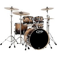 Pdp Concept Birch 5-Piece Shell Pack Natural  ...