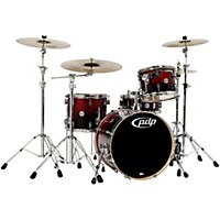 Pdp Concept Birch 4-Piece Shell Pack Cherry  ...