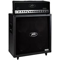 Peavey 6505+ 120W Guitar Head With 6505 4X12 300W Cabinet Straight