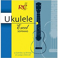 Rc Strings Uxs90 Excel Soprano Ukulele  ...
