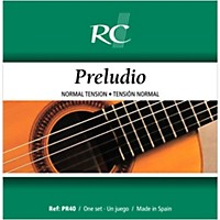 Rc Strings Pr40 Preludio Nylon Guitar  ...