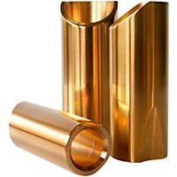 The Rock Slide Brass Rock Slide Guitar Slides Small Brass
