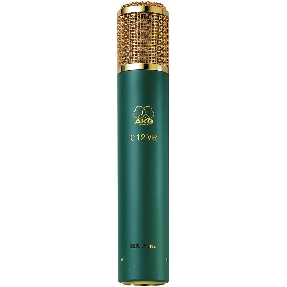 Akg C12 Vr Reference Tube Condenser Microphone