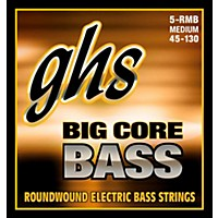 Ghs Big Core 5-String Drop Tuning Bass  ...