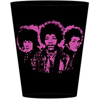 C&D Visionary Jimi Hendrix Purple Shot Glass