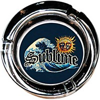 C&D Visionary Sublime Glass Ashtray