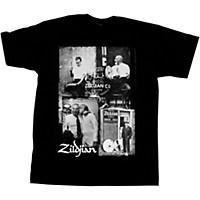 Zildjian Photo Real T-Shirt Black Medium