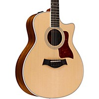 Taylor 456Ce Cutaway Grand Auditorium 12-String Acoustic-Electric Guitar Natural