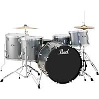 Pearl Roadshow 5-Piece Rock Drum Set  ...