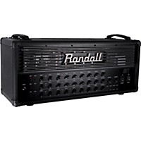Randall 667 120W Guitar Tube Amp Head Black