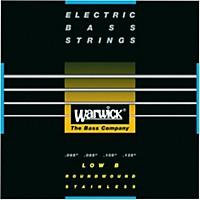 Warwick Black Label 4-String Low B Nickel  ...