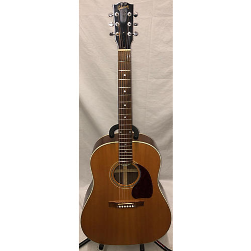 used gibson j15 acoustic electric guitar natural guitar center. Black Bedroom Furniture Sets. Home Design Ideas