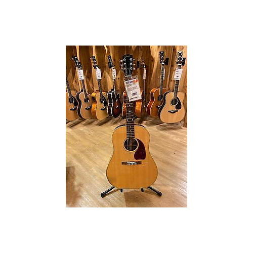 used gibson j15 acoustic electric guitar antique natural guitar center. Black Bedroom Furniture Sets. Home Design Ideas