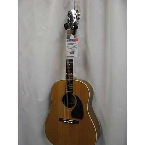 used gibson j15 acoustic guitar natrual guitar center. Black Bedroom Furniture Sets. Home Design Ideas