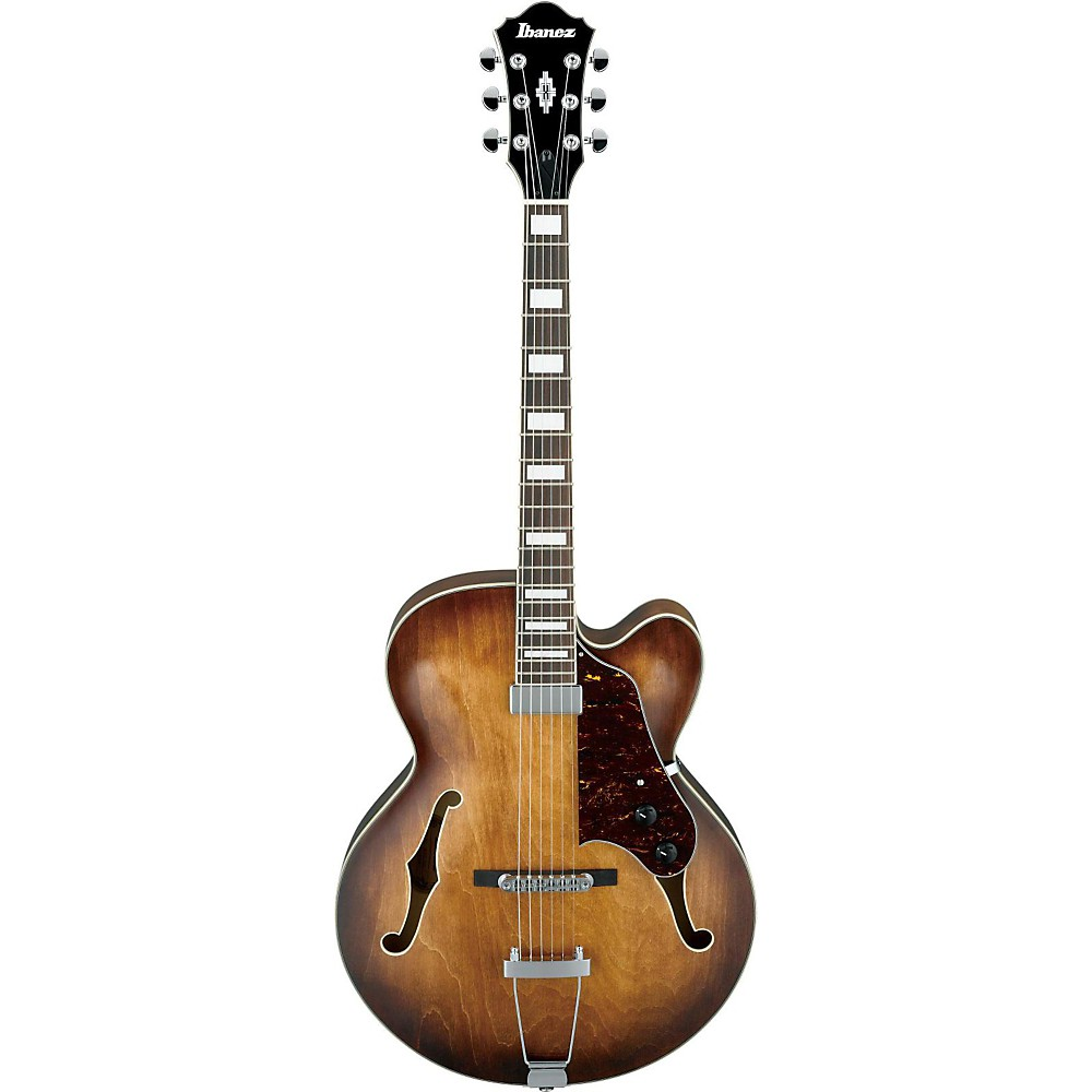 Ibanez Artcore AF71F Hollowbody Electric Guitar Tobacco Brown 1407163483199