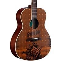 Alvarez Grateful Dead 50Th Anniversary Acoustic Guitar Flag