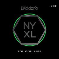 D'addario Nynw068 Nyxl Nickel Wound Electric  ...