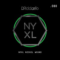 D'addario Nynw080 Nyxl Nickel Wound Electric  ...