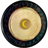 Meinl Sonic Energy Synodic Moon Planetary Tuned Gong 24 In.