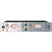 Avalon Ad2022 Pure Class A Dual Mono Microphone Preamplifier & Di Silver