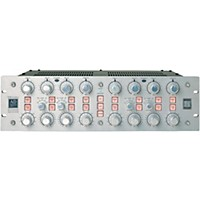 Avalon Ad2077 Pure Class A Dual Mastering 4 Band Active-Passive Eq Silver