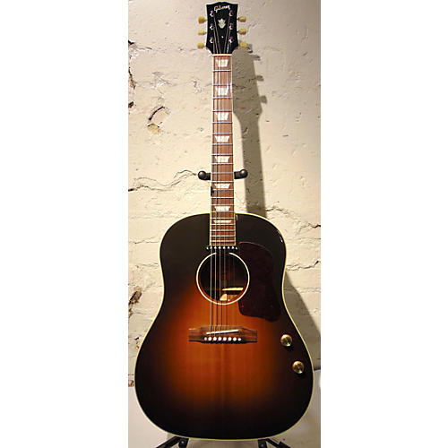 used gibson j160e john lennon custom shop acoustic electric guitar guitar center. Black Bedroom Furniture Sets. Home Design Ideas