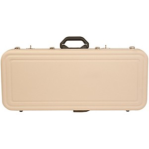 Hiscox Cases Mandolin Case Ivory Shell/Silver Int