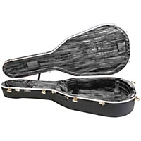 Hiscox Cases Medium Liteflite Artist Classical Black Shell/Silver Interior