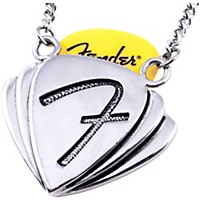 Fender King Baby Pick Holder Necklace