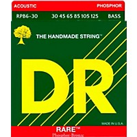 Dr Strings Rare Phosphor Bronze 6-String  ...