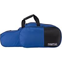 Wolfpak Colors Series Lightweight Polyfoam Alto Saxophone Case Blue