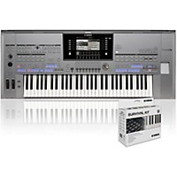Yamaha Tyros5-61 With Sk Aw Survival  ...
