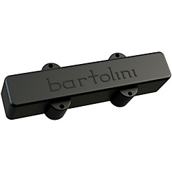 Bartolini Classic Bass Series 4-String J Bass Dual Coil Bright Tone Bridge Pickup Long
