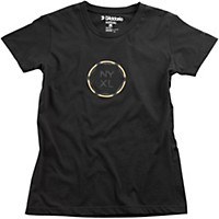 D'addario D'addario Women's Nyxl Short Sleeve T-Shirt Xl