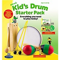 Alfred Alfred's Kid's Drum Course Complete Starter Pack